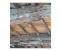 Rehabilitación de vigas de madera